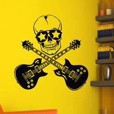 Skull Bedroom Accessories Compare Prices On Skull Vinyl Decals Online Shopping Buy Low