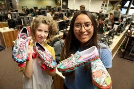 Vans Design Contest Winners Flagstaff High School Students Win Big In Vans Custom