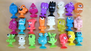 how free stikeez toys from lidl have