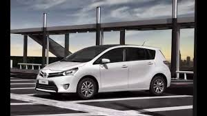 2015 Toyota Verso Hybrid , Specs and Review - YouTube