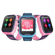 Đồng hồ thông minh trẻ em định vị GPS gọi Video Call 4G chịu nước IP67  Wonlex KT11