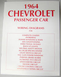 chevrolet impala wiring diagram image 64 1964 chevy impala electrical wiring diagram manual mikes on 1964 chevrolet impala wiring diagram