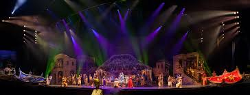 Light And Sound Branson Mo Samson At Sight Sound Theatres In Branson Mo Buy Show