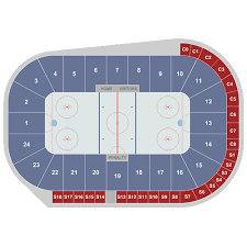Gopher Hockey Seating Chart 3m Arena At Mariucci Minneapolis Tickets Schedule