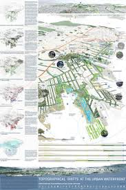 Urban Design Analysis Pdf Topographical Shifts At The Urban Waterfront By W Carte