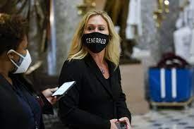 Twitter suspends US congresswoman over ...