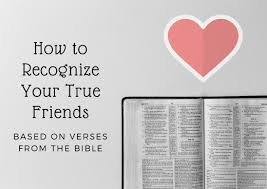 40 Bible Verses About Friendship And The Qualities Of A True Friend Simple Bible Verse For A Freind