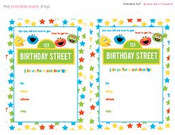 template sesame street birthday invitations template sesame sesame street birthday invitations template