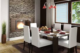 White Leather Dining Chairs Save Discount  White Leather Weave - Formal dining room designs