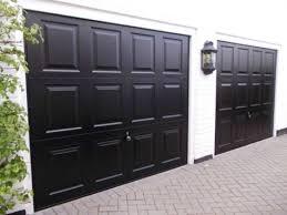 black garage doorBest black garage doors ideas  virginia garage  Pinterest