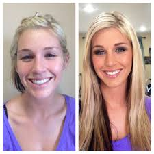 Hair Style Before And After before and after hair and makeup portfolio 8764 by wearticles.com