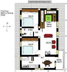 30x40 house plan north facing home plan x unique x house plan ground floor x east