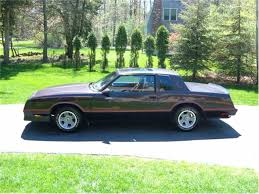 Finest Monte Carlo For Sale With Chevrolet Monte Carlo Ss Std C on ...