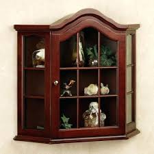 wall curio cabinet cabinet curio cabinets with glass doors luxury small curio cabinet wall curio cabinet