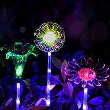 Amazoncom EJoy Chinese Lantern LED Solar String Lights 10 Led Solar Powered Garden Lights