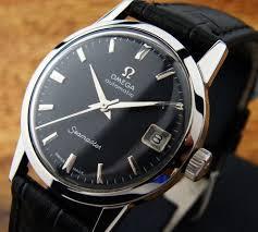 25 best ideas about vintage mens watches men s vintage 0mega seamaster automatic s s cal 565 black dial mens watch 166 013 20120613 750 00