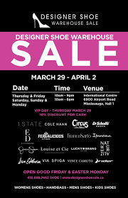 Designer Shoe Warehouse Sale Toronto International Centre Toronto Spring Designer Shoe Warehouse Opens What To Buy