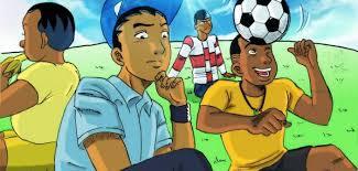 le manga en afrique francophone part