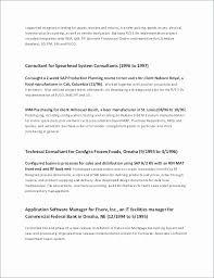 Finance Analyst Sample Resume Lovely Business Analyst Sample Resume