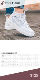 Nike Air Force 1 Ultraforce Mid All White Shoes Brand New