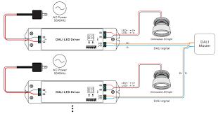 dali dimming wiring diagram dali image wiring diagram constant current dali dimming driver srp 2305 50w cc on dali dimming wiring diagram