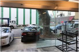automatic sliding glass doors house