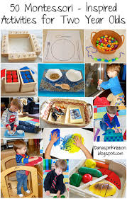 There are only two ways to live your life.: 50 Montessori Activities ...