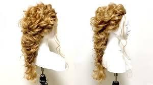 ポニーテールの大人可愛いリボンアレンジ簡単な結び方の手順髪で