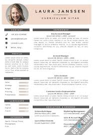 Curriculum Vitae Template Unique CV Template Milan Go Sumo CV Template