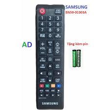 ĐIỀU KHIỂN TIVI SAMSUNG LED LCD NGẮN BN59-01199F Loại Tốt REMOTE dành cho  tivi từ 32 inch đến 50 inch chính hãng 93,100đ