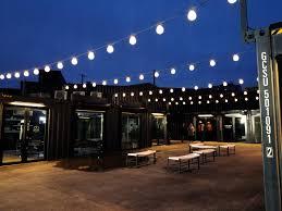 Custom Door Lights That Shine On The Ground Alula Lighting Design Portfolio