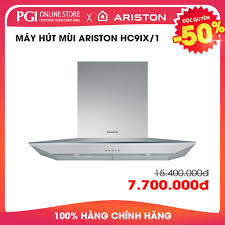 Máy hút mùi Ariston HC9IX/1 (90cm,680m3/h)