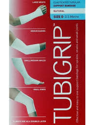 Tubigrip Size Chart Tubigrip Elasticated Bandage Knee Pain Explained