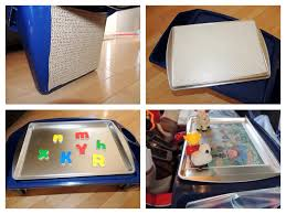 image of kids lap desk for traveling