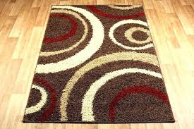 red and cream rug brown and cream rug cream and brown rug aura brown red cream