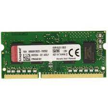 Amazon.in: Buy Kingston 2GB KVR16LS11S6/2 Laptop Ram - DDR3L Low Voltage -  1600 MHz / PC3L-12800 - CL11-1.35 V Online at Low Prices in India