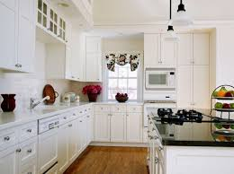 ... Kitchen Design, White Rectangle Contemporary Wooden Home Depot Kitchens  Designs Stained Ideas For Kitchen Cabinets ...