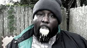 Cecil Jerome Fields The Homeless Bum it is what it is - YouTube