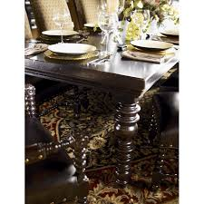 Tommy Bahama Kitchen Table Tommy Bahama Home Kingstown Extendable Dining Table Reviews