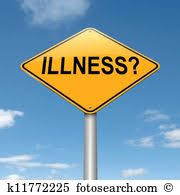 Image result for illness clipart