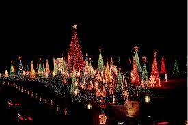 Life College Atlanta Christmas Lights