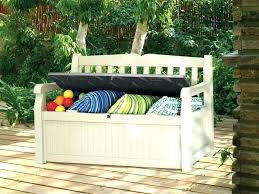 storage for outdoor furniture cushions outdoor storage bench patio storage outdoor patio bench deck box storage storage for outdoor furniture cushions