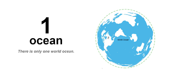 How many <b>oceans are</b> there?
