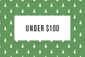 100 perfect holiday gift ideas under 100