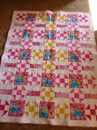 Disney Princess baby quilt finished &  Adamdwight.com