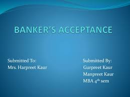 What loans are, their advantages and disadvantages, and how to know when they are suitable for your business' needs. Banker S Acceptance
