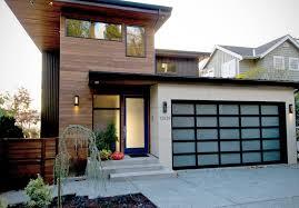 modern front door. Seductive Two Storey House With Garage Also Glass Modern Exterior Doors Front Door I