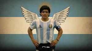 وفاة مارادونا | الإله الذي يتعاطى المخدرات