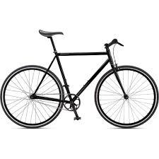 Bicicleta fixa nirve belmont darth black freecycle bike store