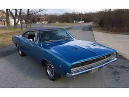 1968 Dodge Charger for Sale | ClassicCars.com | CC-924951